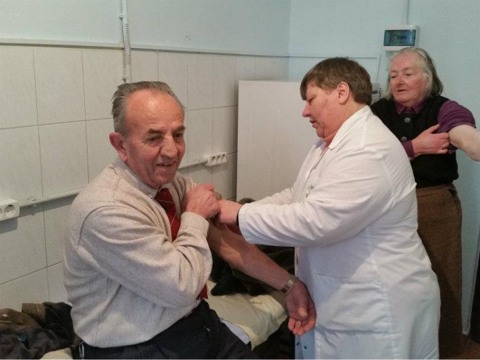 Albania Doctor