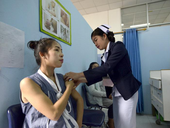 Laos Clinic