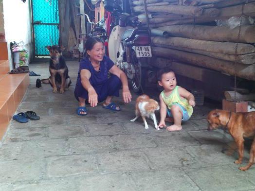 Vietnam Family